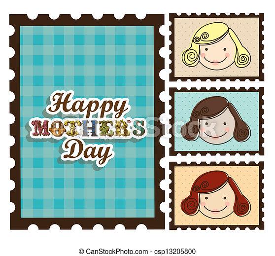 Día de la madre - csp13205800