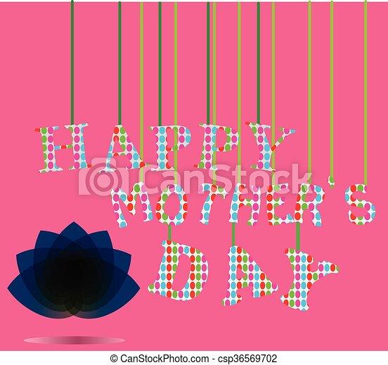 Día de la madre - csp36569702