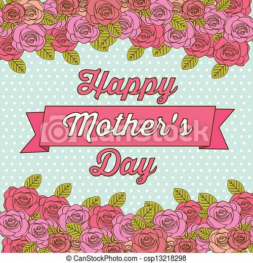 Día de la madre - csp13218298