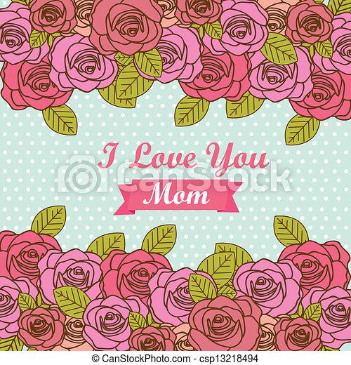 Día de la madre - csp13218494