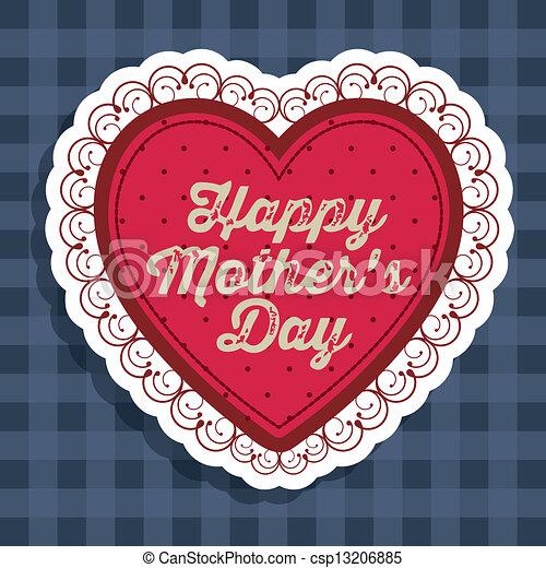 El día de la madre - csp13206885