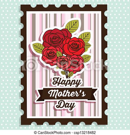 Día de la madre - csp13218482