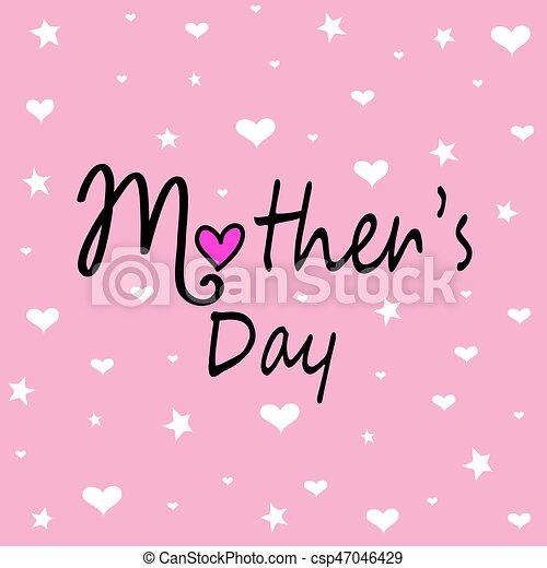 Día de la madre - csp47046429