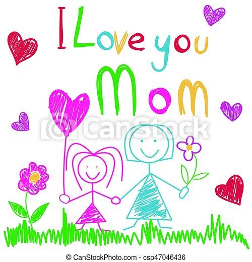 Día de la madre - csp47046436