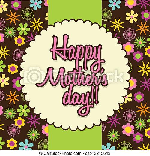 Día de las madres - csp13215643