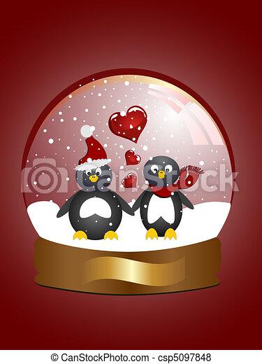 Día de San Valentín - csp5097848