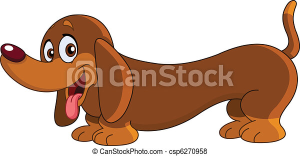 dachshund dog vector search clip art illustration drawings and rh canstockphoto com wiener dog clipart wiener dog clipart