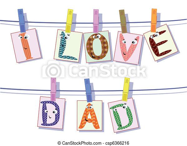 Dad day - csp6366216
