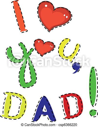 Dad day - csp6366220