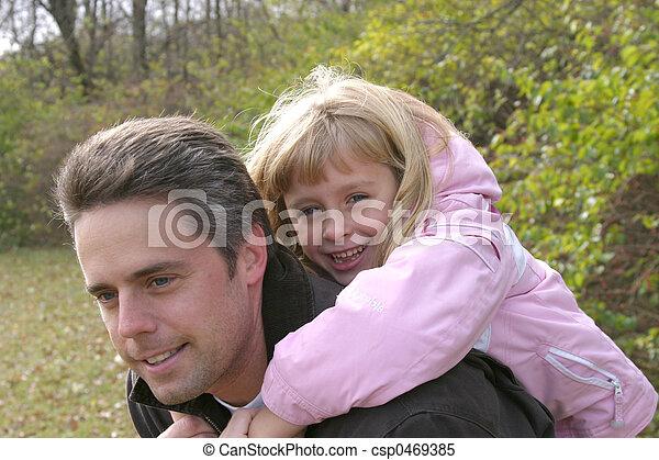 Daddy\\\'s Little Girl - csp0469385
