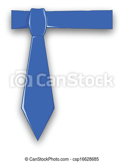 Dads Tie - csp16628685
