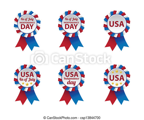 dag, kentekens, onafhankelijkheid - csp13844700