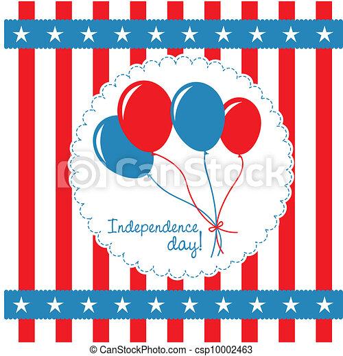 dag, onafhankelijkheid - csp10002463