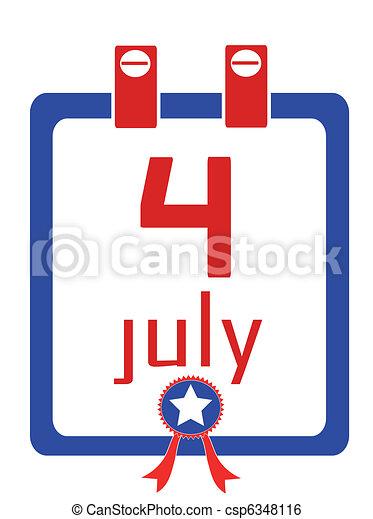dag, onafhankelijkheid - csp6348116