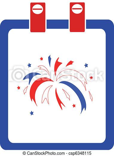 dag, onafhankelijkheid - csp6348115