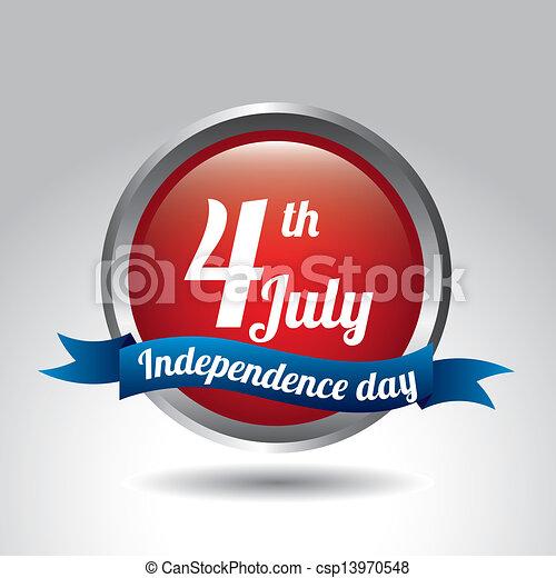 dag, onafhankelijkheid - csp13970548