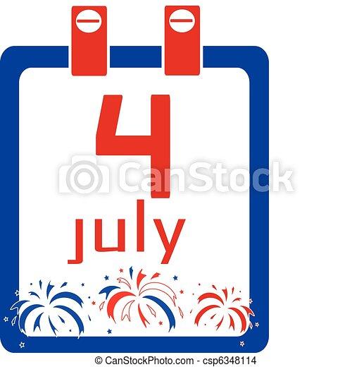 dag, onafhankelijkheid - csp6348114