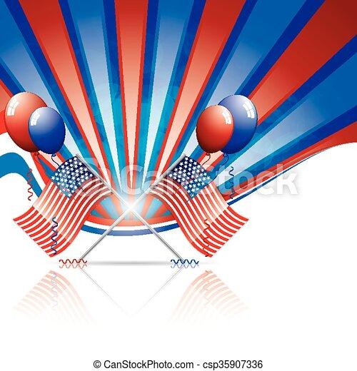 dag, onafhankelijkheid - csp35907336