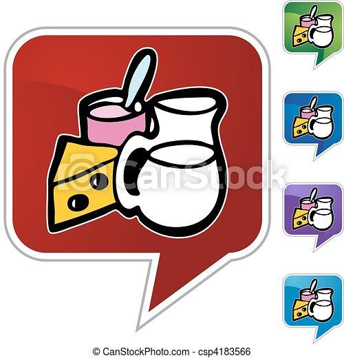 Dairy - csp4183566