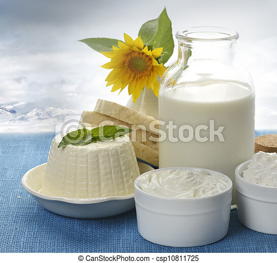 Dairy Products - csp10811725
