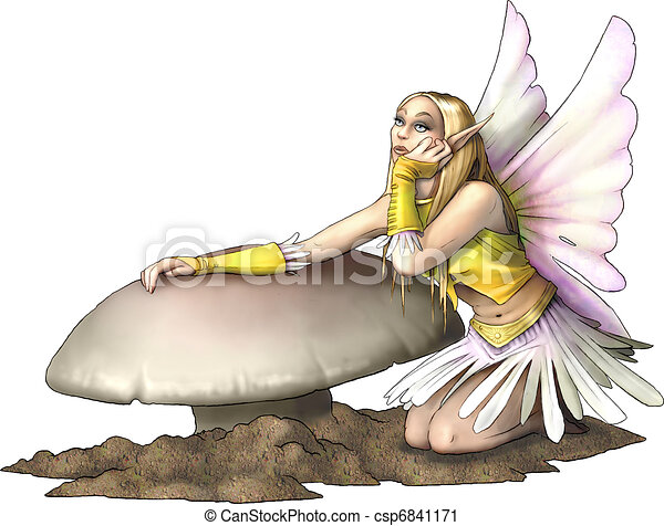 Daisy Flower Line Drawing : White and yellow daisy flower fairy woman clipart search