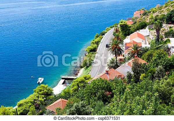 Dalmatian Coast - csp6371531