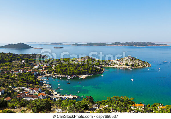 Dalmatian coast - csp7698587