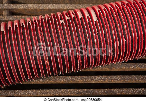 Damaged pipe - csp20680054
