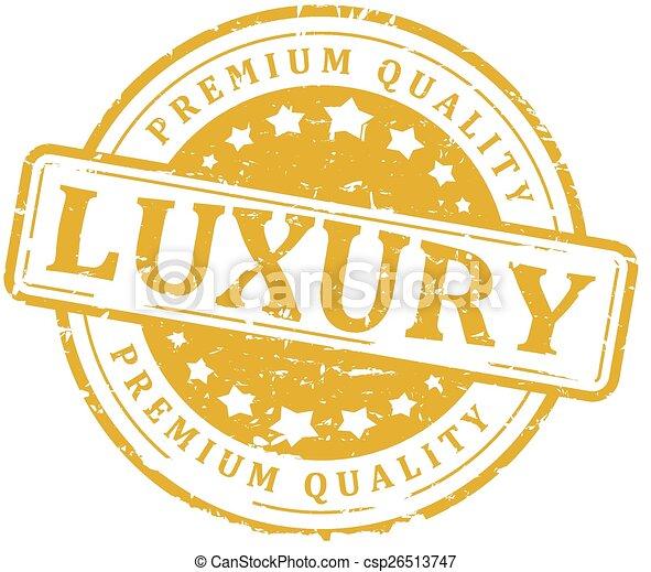 Damaged stamp - luxury premium qual - csp26513747