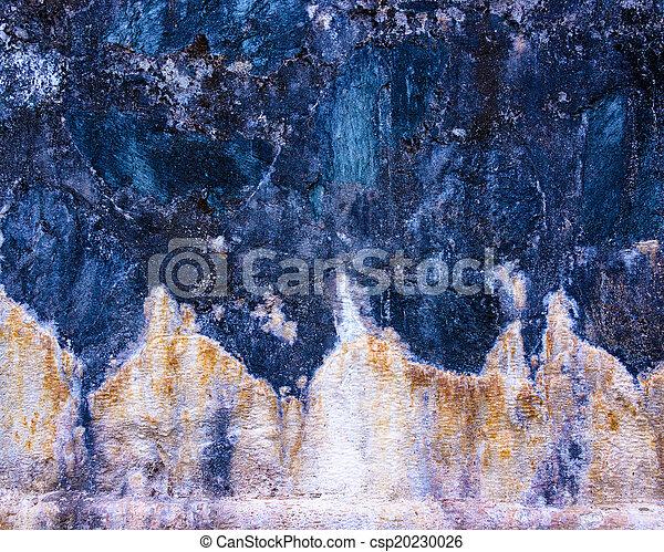 Damp wall texture - csp20230026