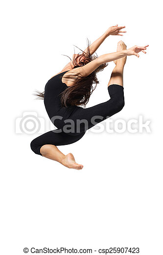 dança - csp25907423