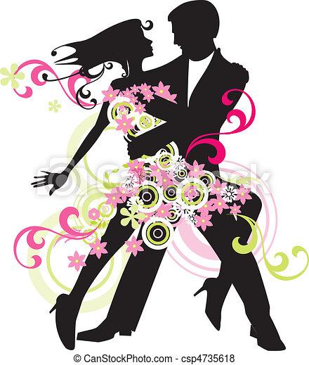 dança - csp4735618