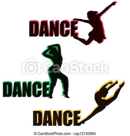 Dance - csp12150984