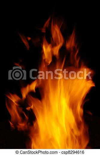 Dance of fire - csp8294616