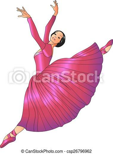 dancer - csp26796962