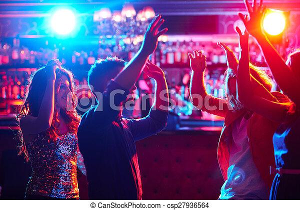 Dancing - csp27936564