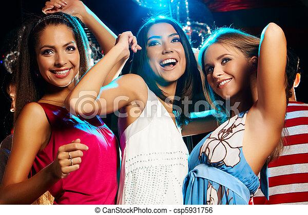 Dancing - csp5931756