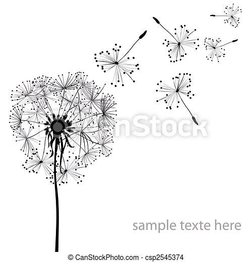 dandelions - csp2545374