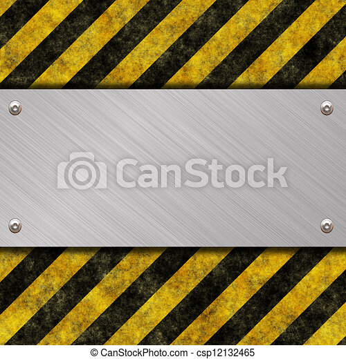 danger sign - csp12132465