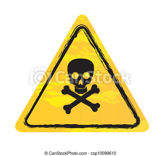 danger sign - csp10099610