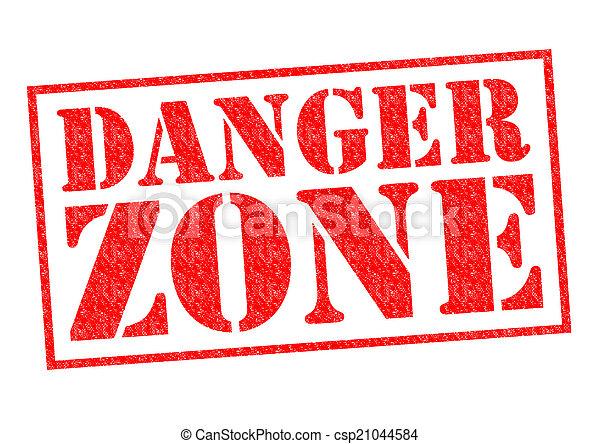 DANGER ZONE - csp21044584