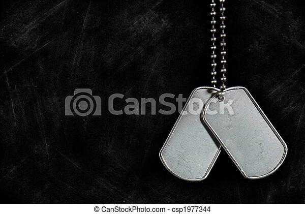 dangling, etiquetas - csp1977344