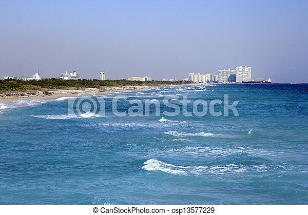 Dania Beach, Port Everglades - csp13577229