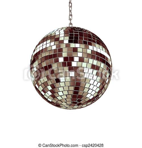 danser balle - csp2420428