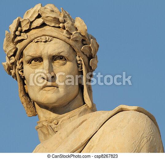 Dante Alighieri - csp8267823