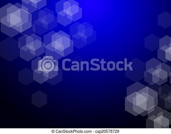 dark blue background - csp20578729