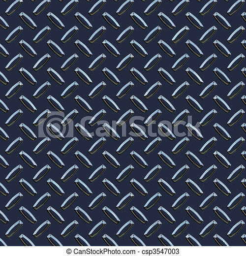 dark blue diamond plate  - csp3547003