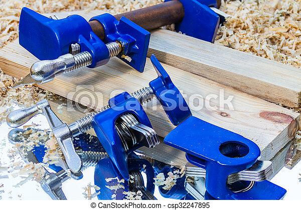 dark blue pipe clamp - csp32247895
