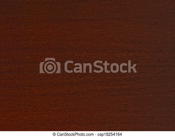 Dark brown wood texture - csp18254164