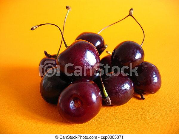 Dark Cherries I - csp0005071